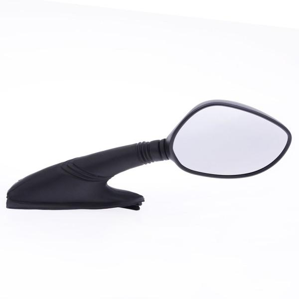 Spiegel rechts Karosserie- Verkleidungsspiegel schwarz