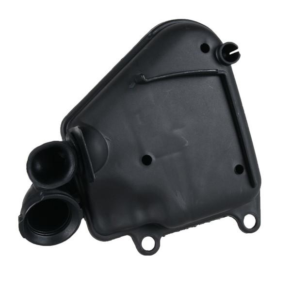 Luftfiltergehäuse schwarz