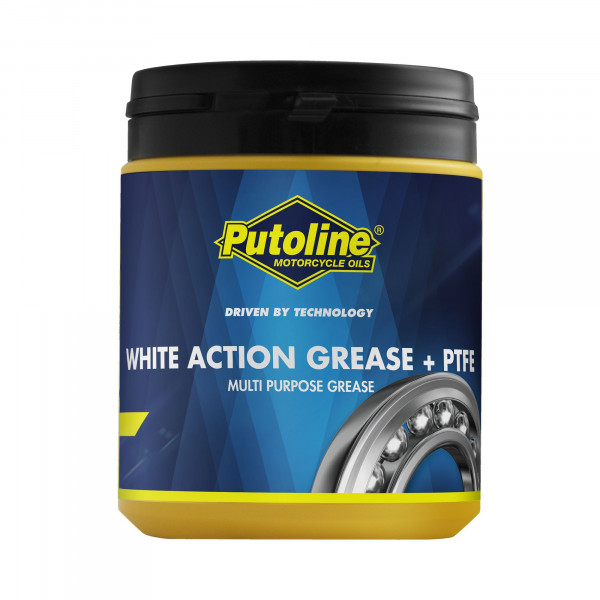 Fett Putoline White Action Grease 600 gr Wasserfest mit PTFE