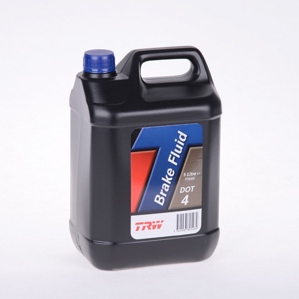 Bremsflüssigkeit TRW DOT 4.0 20 Liter