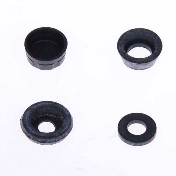 Dichtsatz Hauptbremszylinder Set mit 4 Dichtungen - Made in Italy