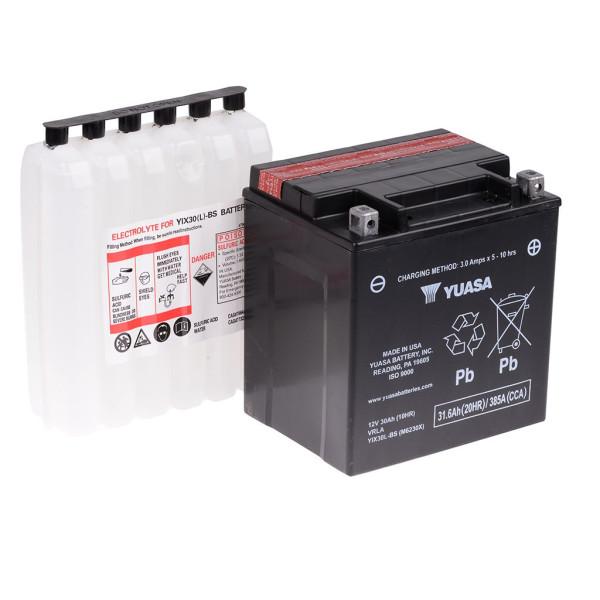 Batterie 12V 30AH YIX30L-BS Wartungsfrei Yuasa
