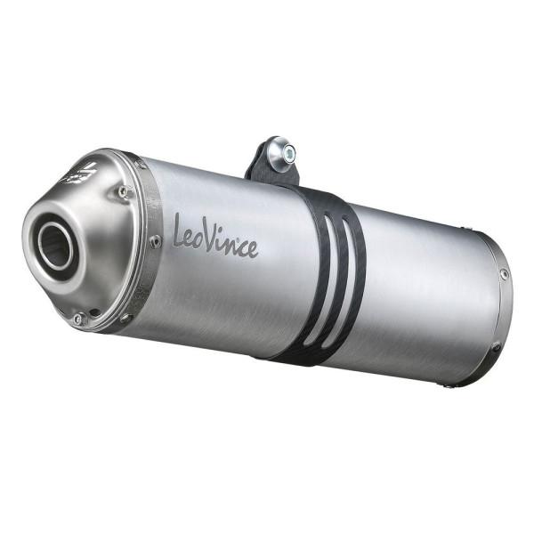 Auspuff LeoVince X3 3836 Slip On Aluminium