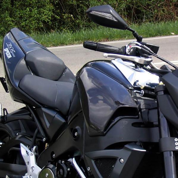 Tankverkleidung Carbon Bodis SBK-004 für Suzuki B-King links und rechts