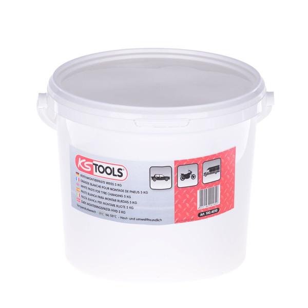 Reifenmontagepaste 5 kg Eimer weiß