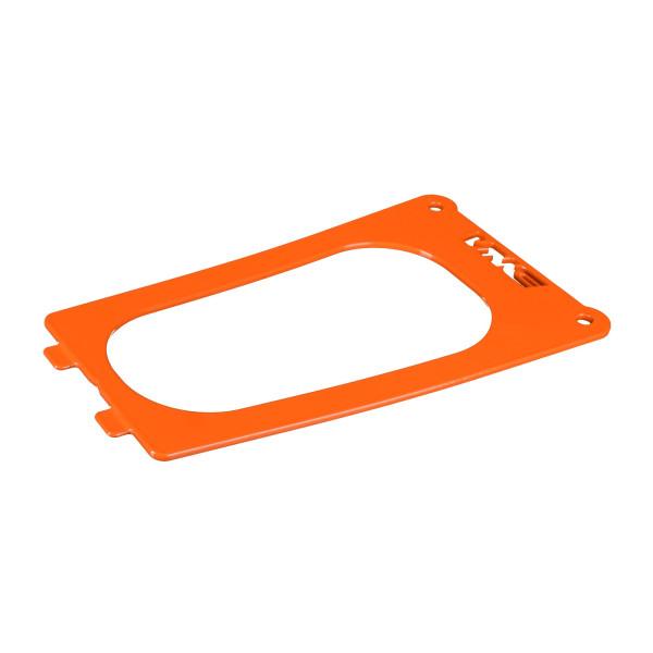 Sport Luftfilter DNA Stage2 Airbox Deckel Farbe: orange
