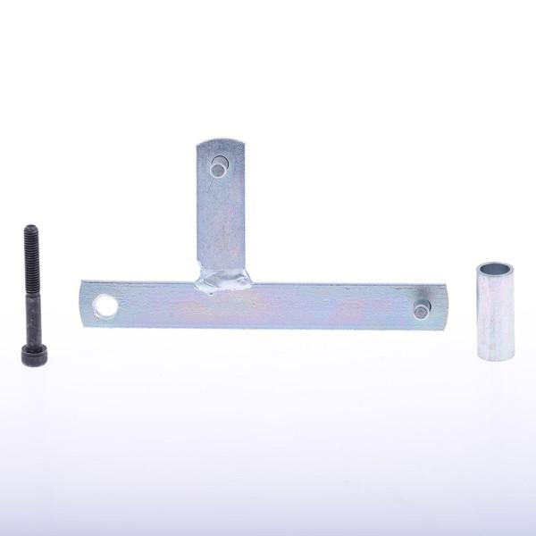 Riemenscheibenhalteplatte Buzzetti Vespa Primavera 125 4-Takt Lochabstand 120 mm