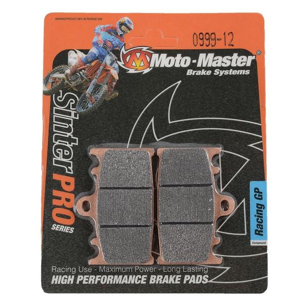 Bremsbelag Moto-Master 099912 SinterPRO für Bremssattel 210102 4-Kolben