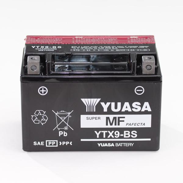 Batterie 12V 8AH YTX9-BS Wartungsfrei Yuasa 50812