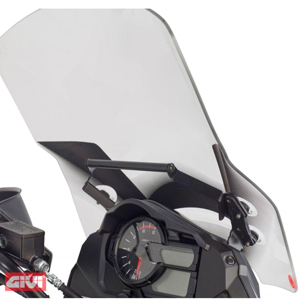 Halterung zur Montage am Windschild für Navi S902A,S952B,S953B,S954B,S955B,S956B